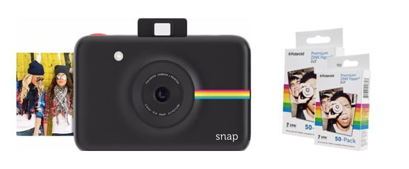 Polaroid Snap camera, Polaroidhuren.be België, trouwfeest, event