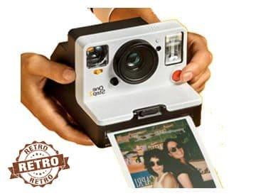 Huur Polaroid OneStep camera