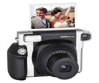 FujiFilm INstax Wide Polaroid huren trouwfeest Belgie