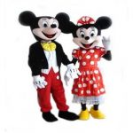 Mickey Minnie verhuur Belgie